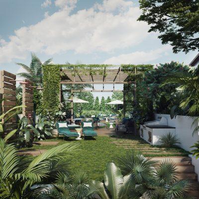 Baixa Gardens